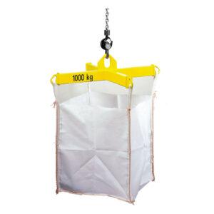 Big-bag zsák emelő